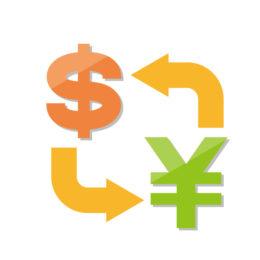 Google Analyticsでドル表記を円に変える方法~このドル相場はいつ時点なんだろうか?~